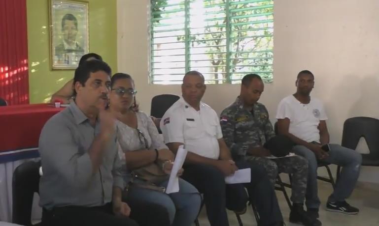 Autoridades de Río San Juan lanzan plan de contingencia para enfrentar posibles efectos de hucarán Irma, que este jueves azotará al país