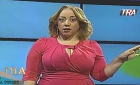 """Suspenden, ahora definitivamente, programa televisivo de Claudia Pérez """"La Tora"""""""