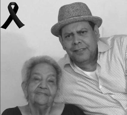 """Muere la madre de Fernando Villalona """"El Mayimbe""""; será enterrada en Loma de Cabrera"""