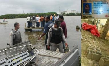 Otro asesinato atroz! Hallan hombre con cuatro blocks atados y una cadena en río Higuamo de San Pedro de Macorís