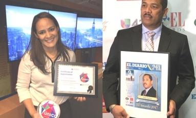 Influyentes medios hispanos EEUU reconocen dominicanos NY