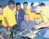 Ofrecen cursos gratuitos de capacitación técnica a jóvenes de Río San Juan a través del INFOTEP