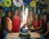 Con brindis y sorpresas celebra Daniela Silverio su fiesta de cumpleaños
