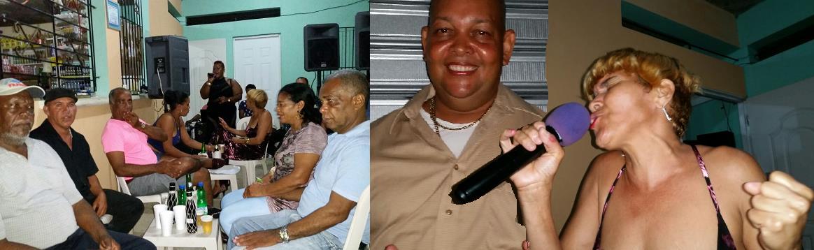 Luis González, un cumpleaños entre tragos, sancocho y acordeón