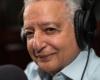 Muere el cantante lírico Arístides Incháustegui