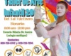 Impartirán taller de arte infantil para niños en edades de 7 a 13 años en Río San Juan