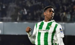 Junior Firpo, el dominicano que anotó un gol frente al Real Madrid