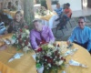 Familiares, políticos y amigos ofrecen recepción a Luis Estrella por su exaltación como Hijo Adoptivo de RSJ