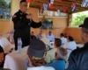 Nuevo comandante PN de la provincia visita Río San Juan; advierte a delincuentes tendrán que irse del pueblo