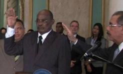 Critican designación cónsul acusado de tráfico de haitianos y cancelado en 2007; celebran destitución director de SNS
