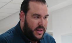 Víctor Gómez Casanova destituído como vocero del PRD