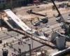 Al menos 4 muertos al derrumbarse puente para peatones sobre carretera de Miami
