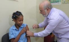 Salud Pública inicia semana de vacunación contra difteria, VPH y otras; abarcará a inmigrantes