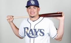 Los Rays suben al prospecto Willy Adames; será el dominicano número 739