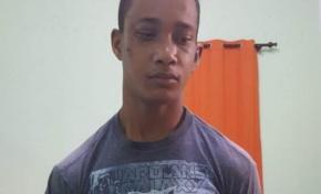 """Le dan """"una salsa"""" a jovencito cuando presuntamente intentó asaltar una banca de lotería en Nagua"""