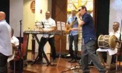 Franklyn Rivers, Allendy, Alex Bueno, Mayra Bello, Ravel, Henry Castro y Nicky Soul cantan a Joseito Mateo en NY
