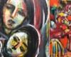 Artista boricua Carlos Soriano subasta obras por la salud del modisto Jorge Diep