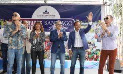 Alcaldía de Santiago rinde honor a merengueros Milly y Los Rosario con murales