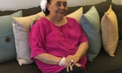Falleció en NY Nery D'Orville, madre de las activistas riosanjuaneras Mechy y Elka D'Orville
