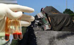 Sindicalistas apoyan realizar pruebas antidoping a choferes de camiones