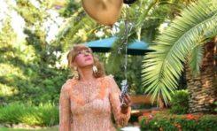 Fefita La Grande celebra hoy sus 75 años entre familia e invitados nacionales e internacionales