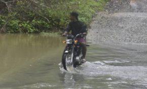 Nueve acueductos y 216 viviendas afectadas; dos comunidades aisladas y 216 desplazados por lluvias