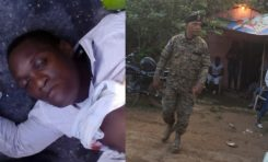 Asesinan en un atraco un teniente seguridad de la jueza del Tribunal Constitucional, Magistrada Isabel Bonilla