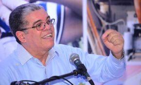 Amarante Baret critica a Luis Abinader, por dar apoyo a las protestas