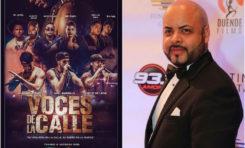 """Michael Toribio y Duende Films presentan """" Voces de la calle"""" en el mercado estadunidense"""