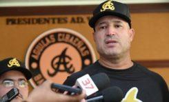 Las Águilas extienden contrato Manny Acta por tres años más