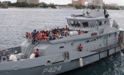 Pescadores dominicanos presos en Bahamas deberán pagar 52 mil dólares y pasar seis meses en prisión