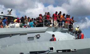 Gobierno presenta apelación condena a 124 pescadores de la RD presos en Bahamas