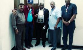 Comité de Viejas glorias del deportes NY realiza reconocimientos