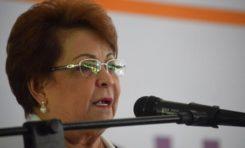 Alejandrina Germán confía PLD decidirá método de primarias el próximo sábado