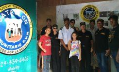Batallón Comunitario de Río San Juan solicita aportes para construcción de cuartel