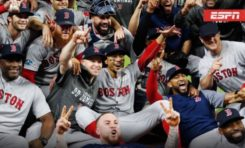 El dominicano Rafael Devers castiga a Justin Verlander y lleva a Boston a la Serie Mundial