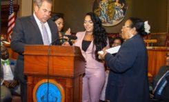 Emilia Pérez, la dominicana juramentada como jueza en Newark que venció las adversidades económicas
