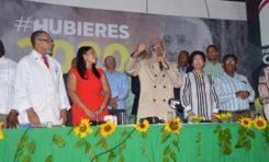 Juan Hubieres lanza precandidatura presidencial por el Frente Amplio para el 2020