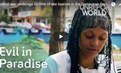 Documental británico muestra prostitución de menores en playas dominicanas