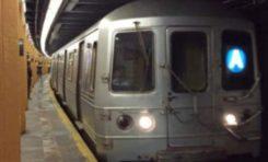 Taxista dominicano se suicida tirándose contra tren en Nueva York