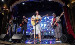 Alih Jey realizará concierto lanzamiento esta noche en Casa de Teatro