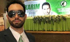 Karim Abu Naba' lanza oficialmente su candidatura presidencial para el 2020