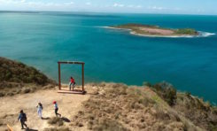 Inauguran nuevas atracciones ecoturísticas en Montecristi