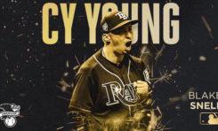 El zurdo Blake Snell gana el premio Cy Young en la Liga Americana