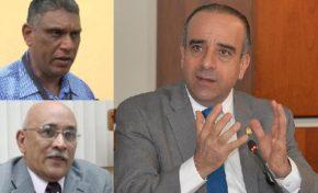 Senador Arístides Victoria Yeb y diputado López Rodríguez defienden inocencia de Chú Vásquez en el caso Odebrecht