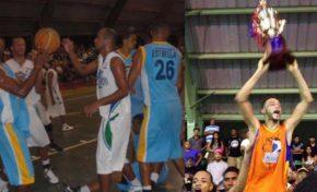 """Tras dos años de pausa, al fin esta noche, en el multiusos, se dará el """"salto al centro"""" en el basket superior de Río San Juan"""