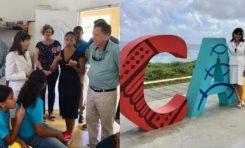 """Embajadora de EE.UU. visita Cabrera y alaba bondades naturales del municipio; comparte con niños de """"Dream Project"""""""