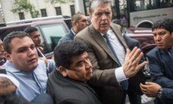 Se asila en embajada de Uruguay el ex presidente peruano Alan García, investigado por el caso Odebrecht