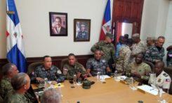 Cuerpos de seguridad RD y Haití acuerdan acción binacional en conflictos en frontera