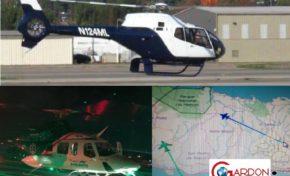 Desaparece helicóptero que salió de Río San Juan con cinco turistas que estuvieron en playa Grande; lo buscan en Guaymate